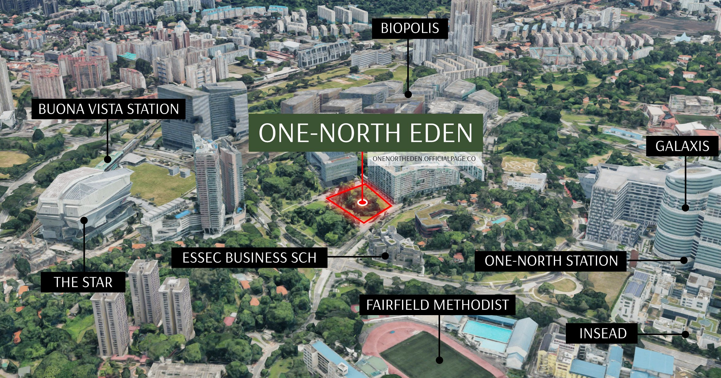 ONE NORTH EDEN